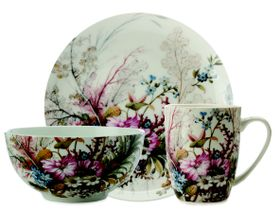 Maxwell and Williams - William Kilburn 3 Piece Breakfast Set - Ocean Fantasy